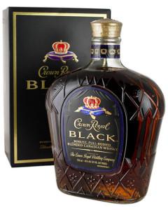 Crown Royal Black Canadian Whiskey