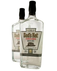 Dad's Hat White Rye Whiskey