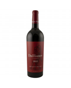 Dalliance Red Wine Lake County 2013