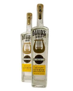 David's Harp Citron Vodka