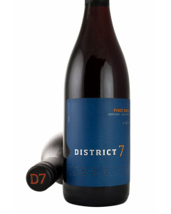 District 7 Wines Pinot Noir 2014