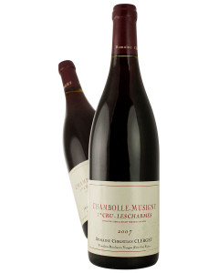 Domaine Christian Clerget Les Charmes Chambolle-Musigny Premier Cru 2007