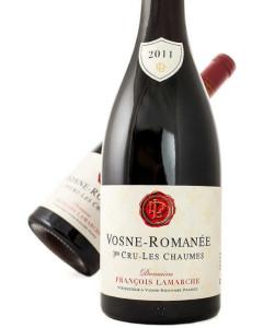 Domaine Francois Lamarche Vosne-Romanee Grand Cru Les Chaumes 2011