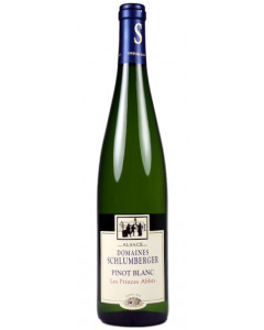 Domaines Schlumberger Pinot Blanc Les Princes Abbes 2017