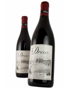 Drew Family Cellars Mid-Elevation Pinot Noir 2017