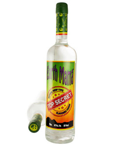 Earth Mama Top Secret Flavored Vodka