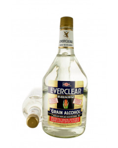 Everclear Grain Alcohol 190 Proof