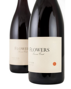 Flowers Vineyard & Winery Sonoma Coast Pinot Noir 2017