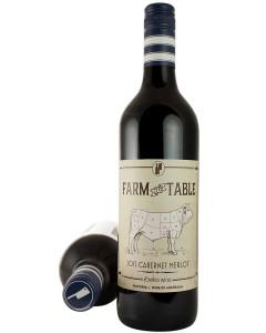Fowles Wine Farm to Table Cabernet Merlot 2015