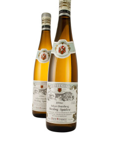 Fritz Windisch Selzer Osterberg Riesling Spaetlese 2018