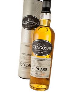 Glengoyne 10 Year Old Highland Single Malt Scotch Whisky