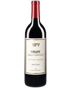 Grady Petite Sirah Family Estate 2017
