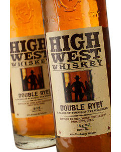 High West Double Rye Whiskey