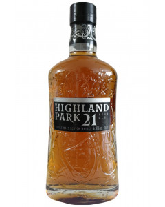 Highland Park 21yr Whiskey