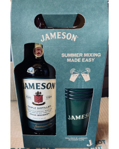 Jameson Blended Whiskey Solo Cups