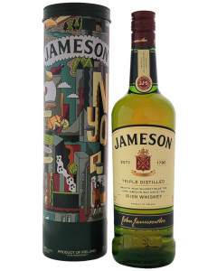 Jameson Tin Whiskey 2020