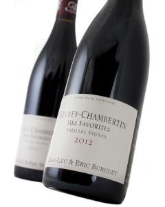 Jean-Luc & Eric Burguet Gevrey-Chambertin Cuvee Mes Favorites 2012