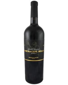 Jerusalem Winery Jerusalem Hills Reserve 2016