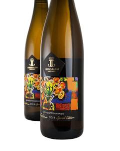 Jerusalem Winery Special Edition Gewurztraminer 2016