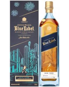Johnnie Walker Blue New York Limited Edition