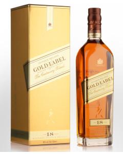 Johnnie Walker Gold Label 18year
