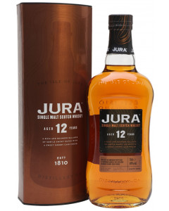 Jura 12 Year Single Malt Whisky
