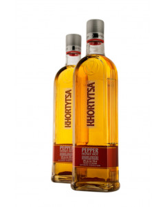 Khortytsa Pepper Honey Hot Vodka