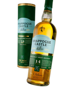 Knappogue Castle 14 Year Old Single Malt Irish Whiskey