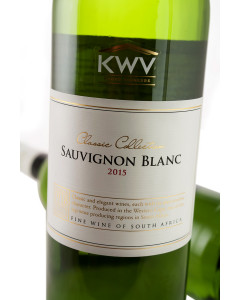 KWV Classic Collection Sauvignon Blanc 2018