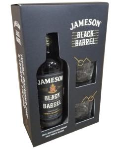 Jameson Black Barrel Gift 2021