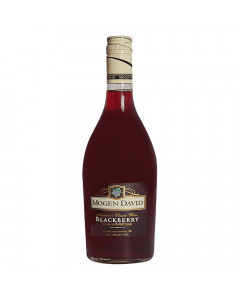 Mogen David Blackberry Kosher Wine