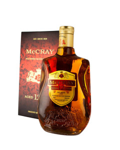 McCray 12 Year Old Blended Scotch Whisky