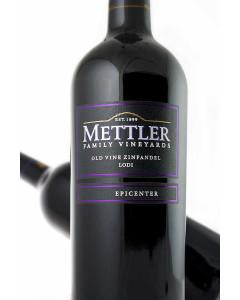Mettler Family Vineyards Epicenter Old Vine Zinfandel 2018