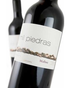 Mil Piedras Malbec 2010
