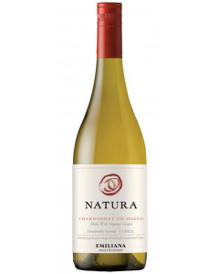 Natura Chardonnay Un-Oaked Organic 2019