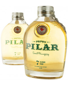 Papa's Pilar 7 Year Blonde Rum