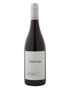 Pareto's Estate Eighty20 Pinot Noir 2016