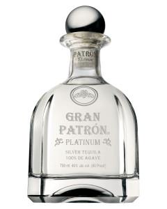 Patron Platinum Tequila