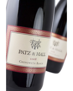 Patz & Hall Chenoweth Ranch Pinot Noir 2008