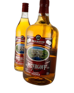 Petergoff Pepper Vodka