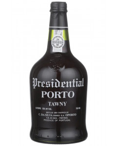 Presidential Porto Tawny 20 Years Old (Ship's Decanter)