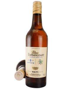 Rhum Barbancourt 5 Star 8 Yr Old Rum
