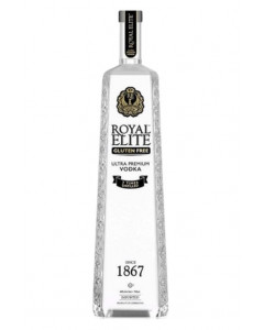 Royal Elite XO 7 Times Distilled Gluten Free Vodka