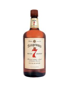 Seagrams 7 Crown Blended Whiskey 80*
