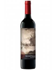Second Voyage Red Blend 2017