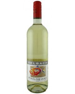 Selbach Riesling Dry Fish Label 2008