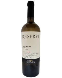 Shabo Sauvignon Blanc Reserve 2018