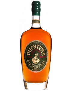 Michter's 10 Year Single Barrel Straight Rye Whiskey