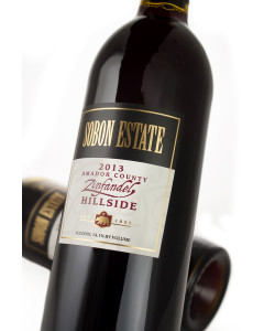 Sobon Estate Hillside Zinfandel 2013