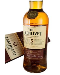 The Glenlivet 15 Year Old French Oak Reserve Malt Scotch Whisky
